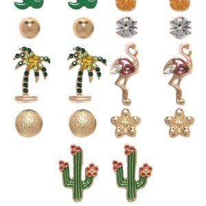 Jewelry - Earrings many patterns